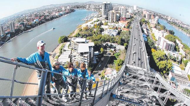 Top Ten Things to Do in Brisbane